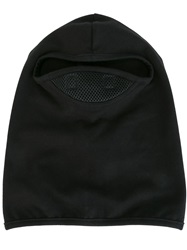 Ktz Mesh Panel Balaclava Black