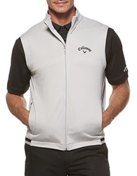 Callaway Golf Performance Vest Silver
