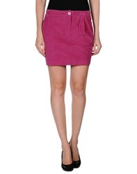Gotha Skirts Mini Skirts Women