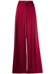 Essentiel Antwerp Flared Palazzo Trousers