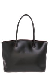 Lodis Audrey Under Lock And Key Milano Rfid Leather Tote Black
