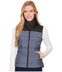 The North Face Nuptse Vest Urban Navy Multi Jacket