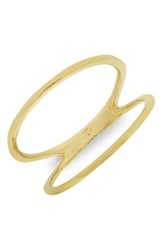 Women's Bony Levy Two Bar Ring