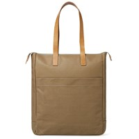 Ally Capellino Luke Canvas Tote Brown