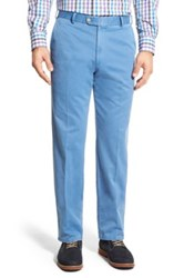 Peter Millar Raleigh Washed Twill Pant Blue