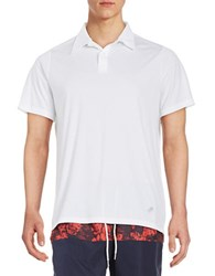 Trunks Surf Swim Textured Polo White