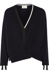 3.1 Phillip Lim Convertible Cashmere Cardigan Blue