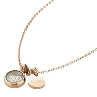 Storm Mimi Rose Gold Necklace Rose Gold