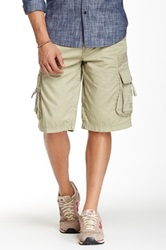 Antique Rivet Harper Cargo Short Beige
