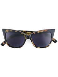 Pared Eyewear Cat And Mouse Sunglasses Brown