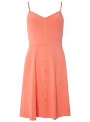 Dorothy Perkins Tall Coral Camisole Dress