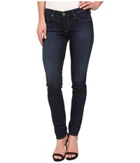 Ag Adriano Goldschmied The Stilt In Midnight Swim Midnight Swim Women's Jeans Black