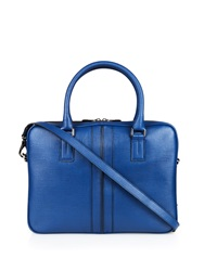 Tod's Commuter Grained Leather Bag
