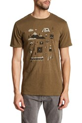 United By Blue National Park Graphic Tee Green