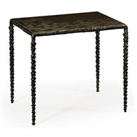 William Yeoward Delamere Bronze Table Black