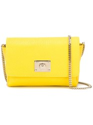 Jimmy Choo 'Ruby' Crossbody Bag Yellow And Orange