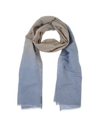 Melindagloss Oblong Scarves Beige