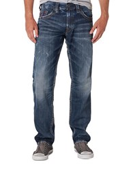 Silver Jeans Eddie Relaxed Fit Blue