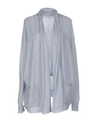 Inhabit Knitwear Cardigans Women Sky Blue
