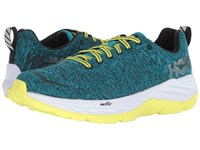 Hoka One One Mach Caribbean Sea Black Running Shoes