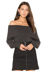 Bailey 44 Wild Night Sweater Charcoal