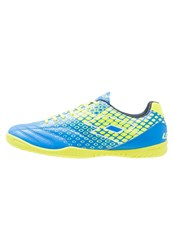 Lotto Spider 700 Xiv Id Indoor Football Boots Blu Yellow Blue