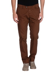 Messagerie Casual Pants Brown