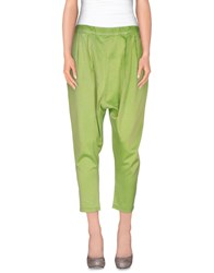 Jijil Trousers Casual Trousers Women Acid Green