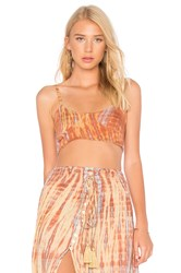 Tiare Hawaii Dakota Top Rust