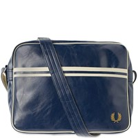 Fred Perry Classic Shoulder Bag Blue