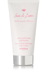 Sisley Paris Moisturizing Perfumed Body Cream Colorless