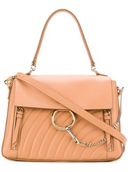 Chloe Faye Day Medium Bag Pink And Purple