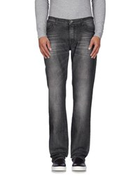 Bikkembergs Denim Denim Trousers Men