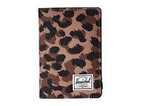 Herschel Raynor Passport Holder Rfid Leopard Wallet Handbags Animal Print