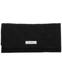 Vera Bradley Trifold Wallet Classic Black