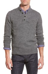 Men's Bonobos Mock Neck Pullover Sweater