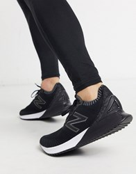 New Balance Running Fuel Cell Echo Trainers In Black