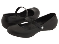 Crocs Alice Work Black Women's Maryjane Shoes