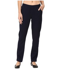 Royal Robbins Crosstown Stretch Pants Dark Indigo Women's Casual Pants Blue
