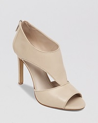 Vince Camuto Open Toe Booties Seenai High Heel Petal