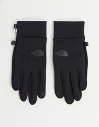 The North Face Etip Glove In Black