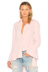 Edit Shirt With Applique Back Pink