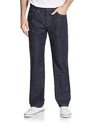 Joe's Jeans Classic Fit Straight Leg Jeans Blue