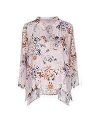 Crossley Blouses Light Pink