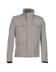 Roberto Pepe Jackets Light Grey