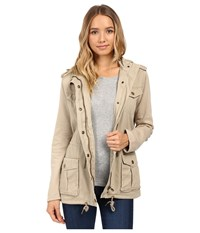 O'neill Zelda Jacket Tan Women's Coat