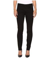 Nydj Alinna Leggings In Super Sculpting Denim In Black Black Women's Jeans