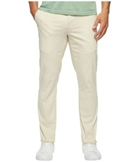 Ben Sherman Slim Stretch Chino Pants Mg10647 Light Putty Men's Casual Pants Gray