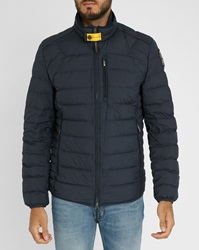Parajumpers Navy Hugo Feather Down Jacket
