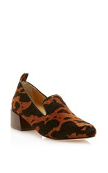 Mari Giudicelli Gavea Loafer Animal
